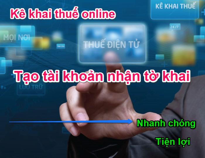 Cách đăng ký tài khoản thuế điện tử online dễ dàng