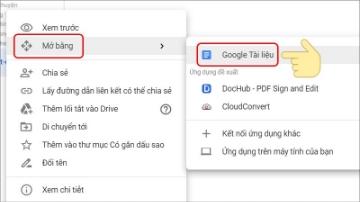 Chuyển hình ảnh thành văn bản bằng Google Docs dễ dàng và hiệu quả