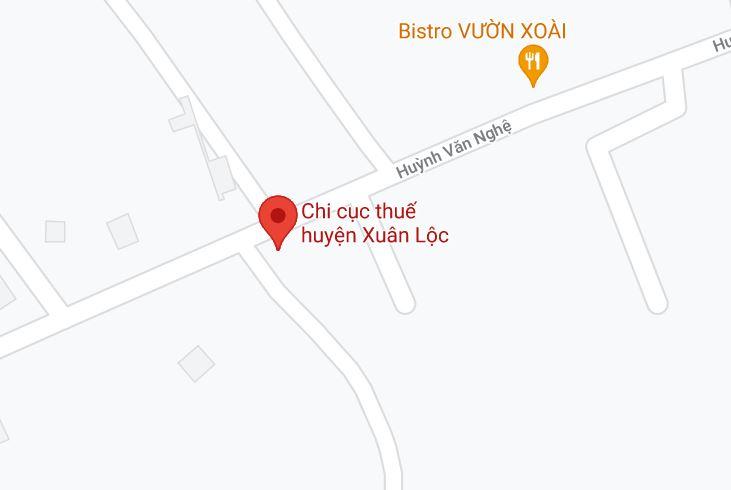 Chi Cục Thuế Huyện Xuân Lộc