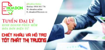 Mời gọi hợp tác phát triển hệ thống đại lý triển khai giải pháp hóa đơn điện tử eHoaDon Online