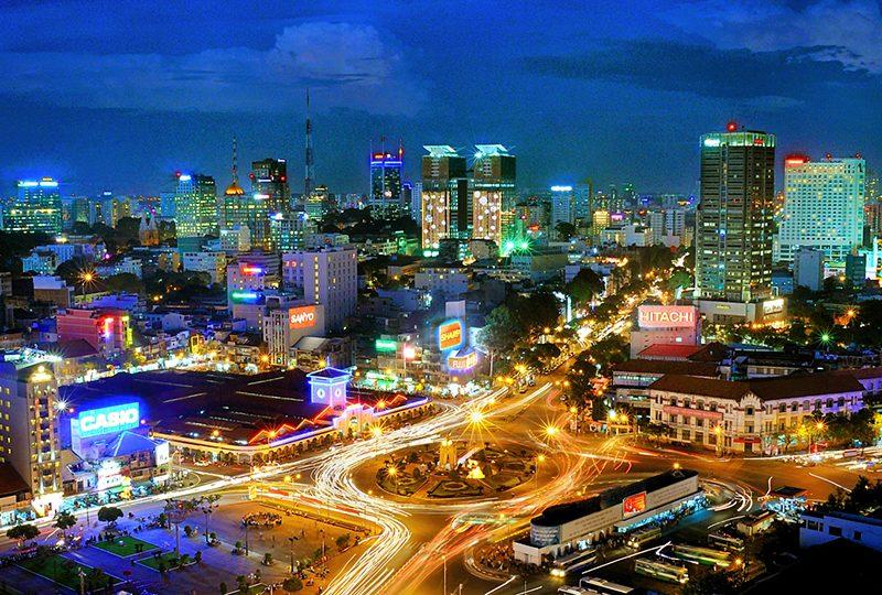 Các chi cục thuế thuộc khu vực TP. Hồ Chí Minh