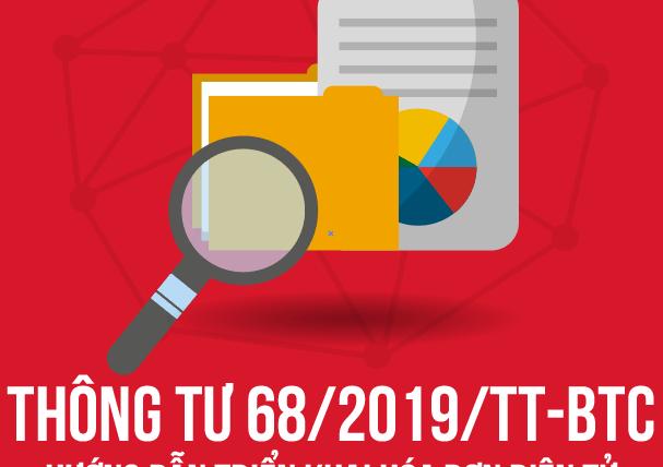 Chính thức ban hành Thông tư số 68/2019/TT-BTC