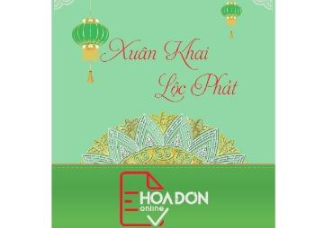Hóa đơn điện tử eHoaDon Online chào đón năm mới 2020 cùng quà tặng giá trị