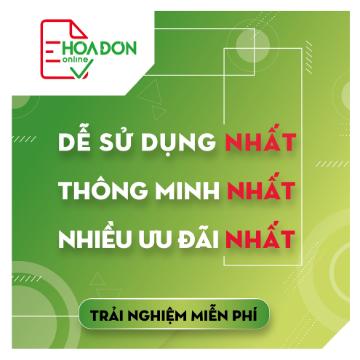 Hướng dẫn xuất hoá đơn điện tử eHoaDon Online