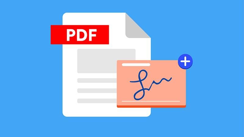 HƯỚNG DẪN NHANH CÁCH KÝ FILE PDF BẰNG CHỮ KÝ SỐ