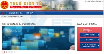 thuedientu.gdt.gov.vn toàn tập: Hướng dẫn sử dụng và cách khắc chế các lỗi thường gặp