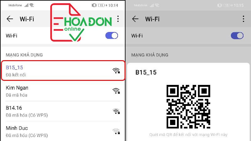 3 cách xem lại mật khẩu WiFi đã lưu trên điện thoại Android đơn giản