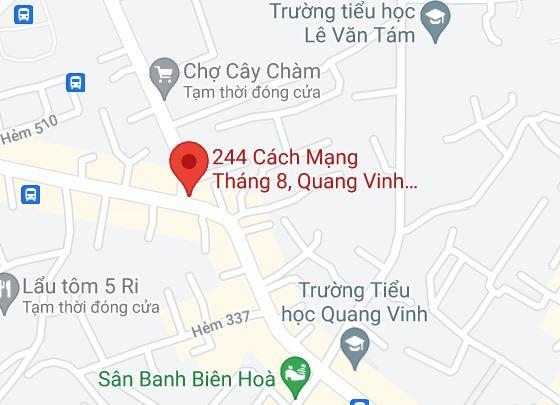 Chi Cục Thuế Khu Vực Biên Hòa - Vĩnh Cửu