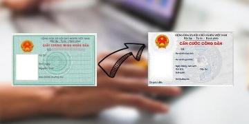 Thay đổi thông tin đăng ký thuế khi đổi chứng minh nhân dân sang căn cước công dân